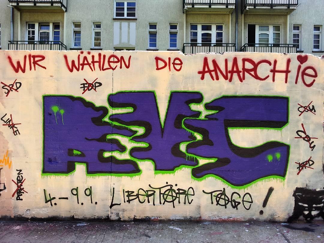 Interview und Collage zu den Libertären Tagen 2017 von Anarchist Radio Berlin