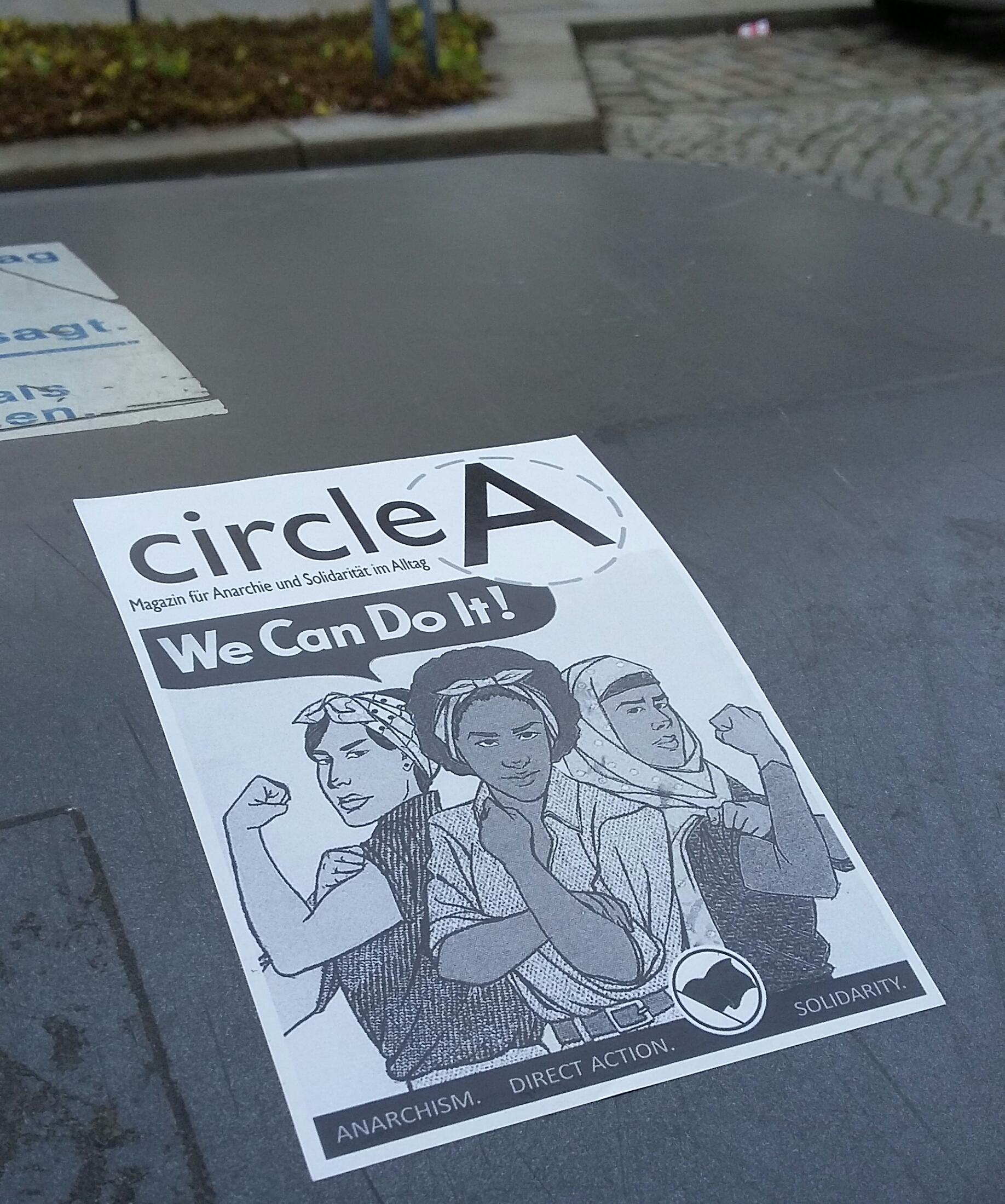 Circle-A #2