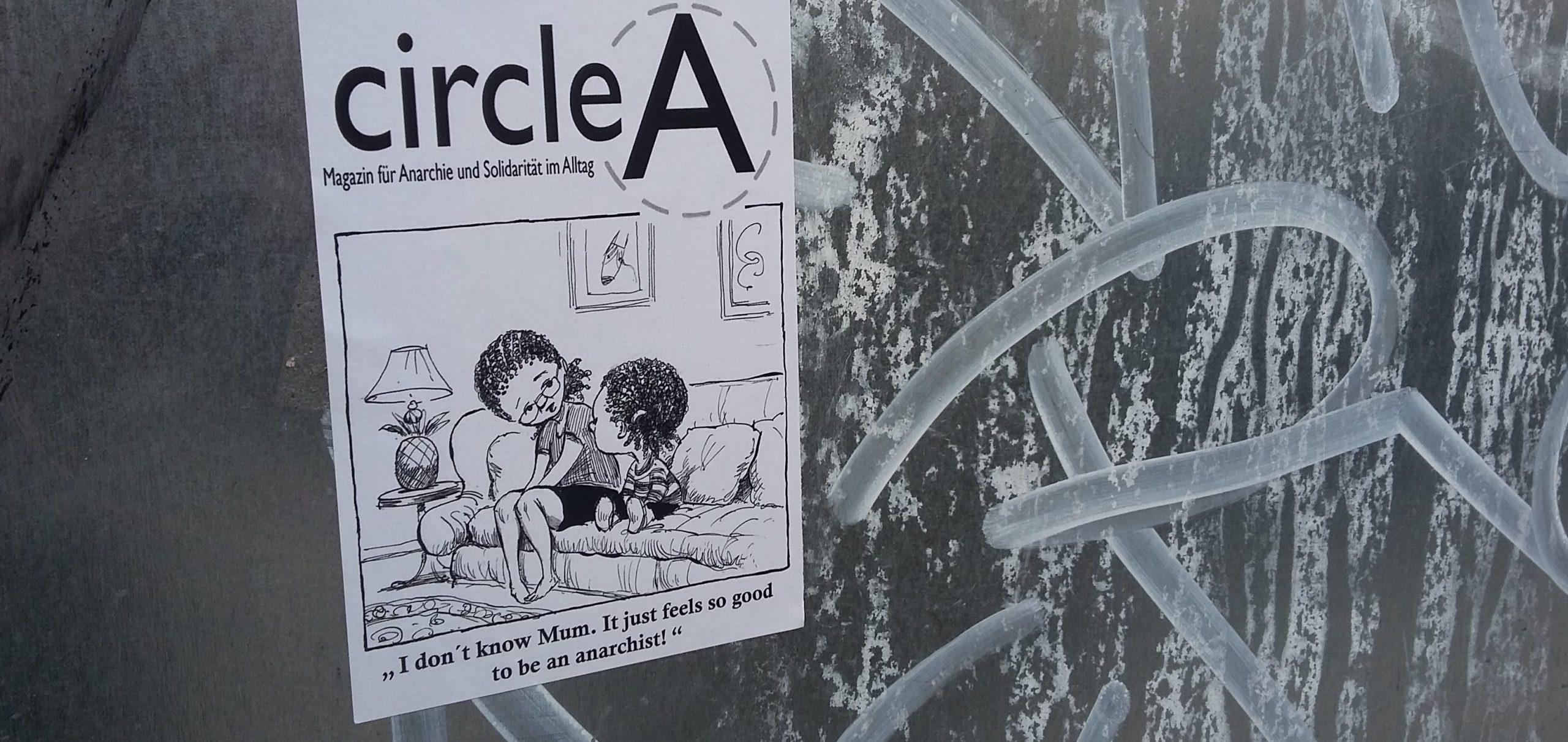 Circle-A #3