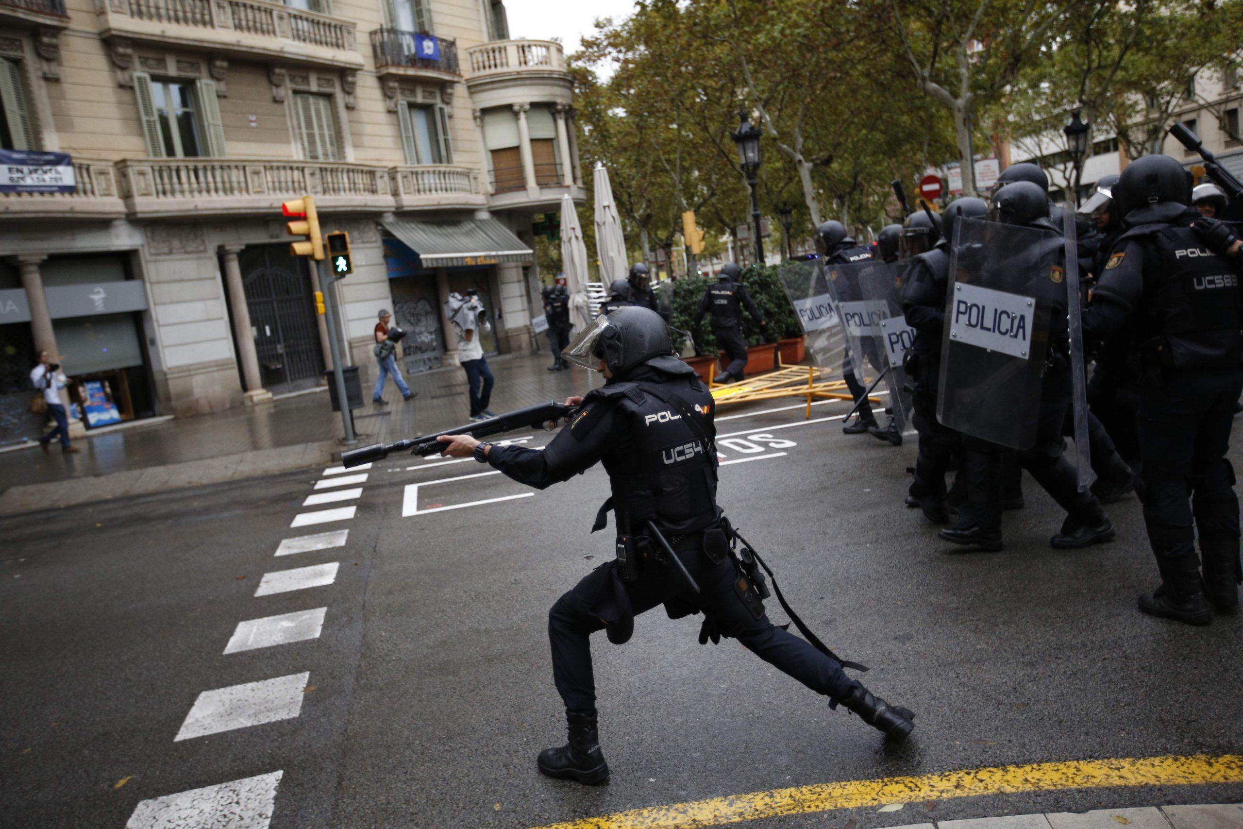 Kataloniens Unabhänigkeit