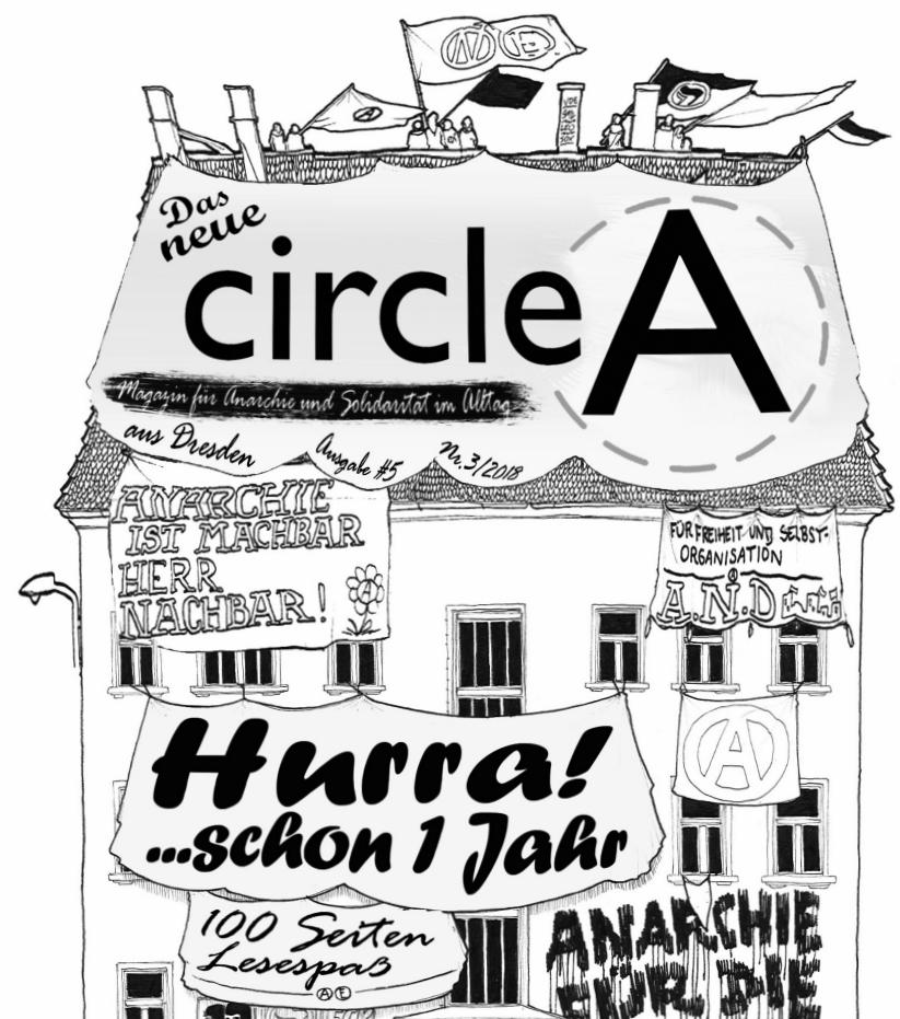 Circle-A #5