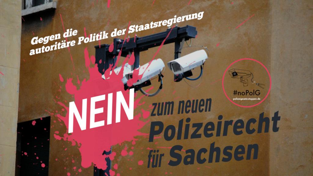 Internationaler Tag gegen Polizeigewalt im Kontext der neuen Polizeigesetze – Märzausgabe des anarchistischen Hörfunk Dresden
