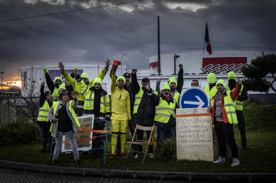 Die Gelbwestenproteste – ein Bericht über die letzten 4 Monate von einer Aktivistin aus Paris