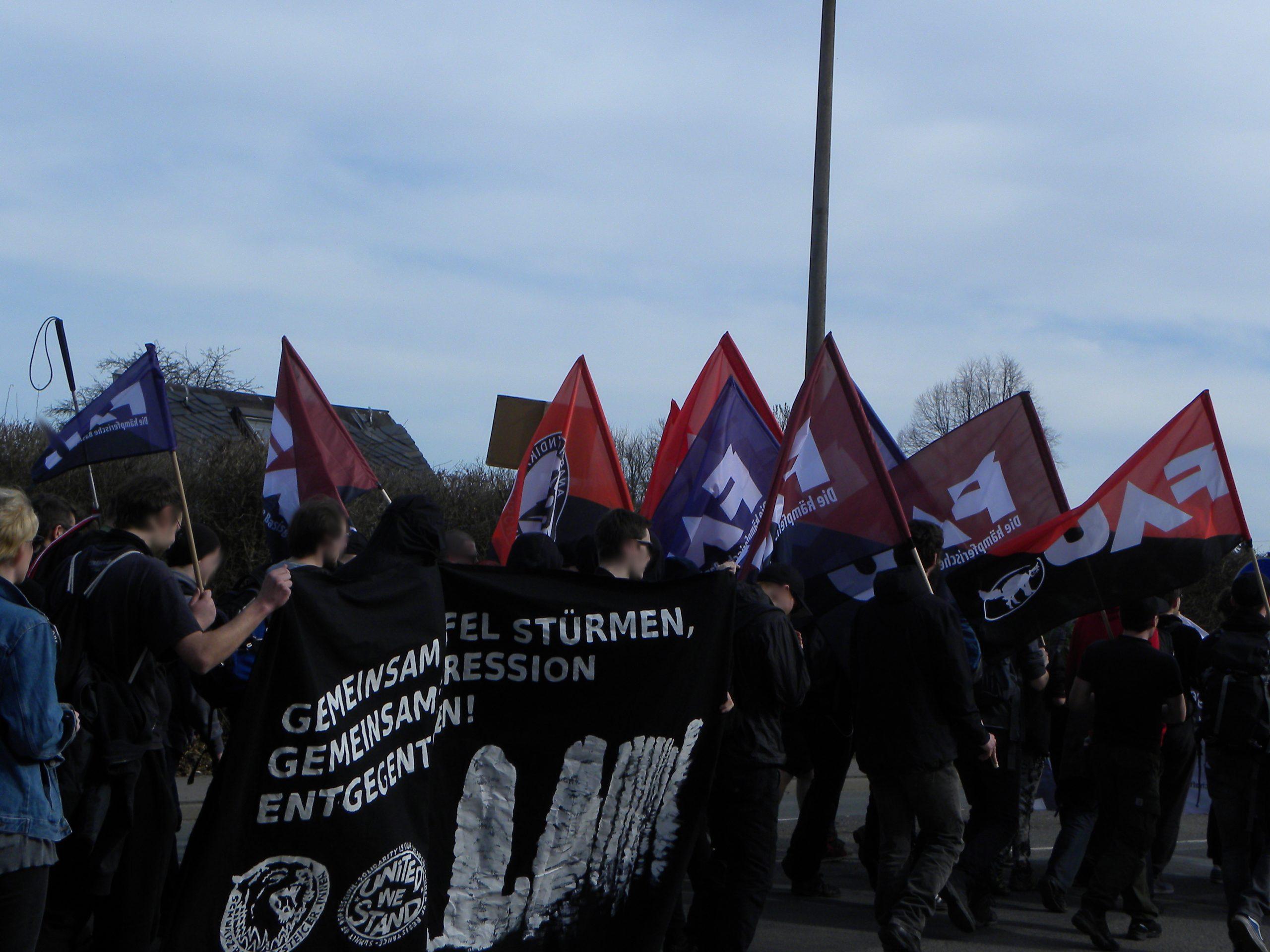 09.03 Demo zum Frauen*knast in Chemnitz – Zugtreffpunkt in Dresden!