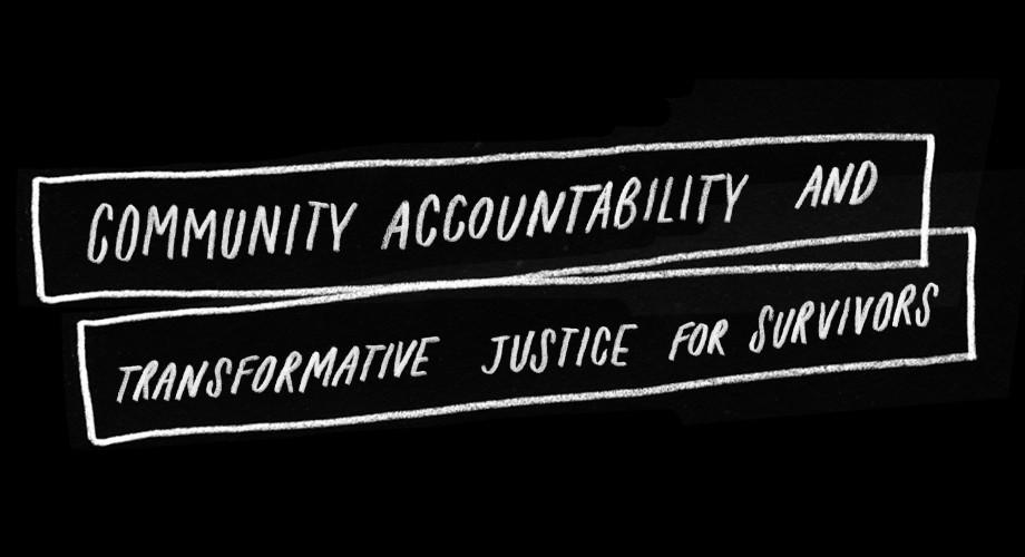 Community Accountability – Gemeinschaftliche Verantwortungsübernahme