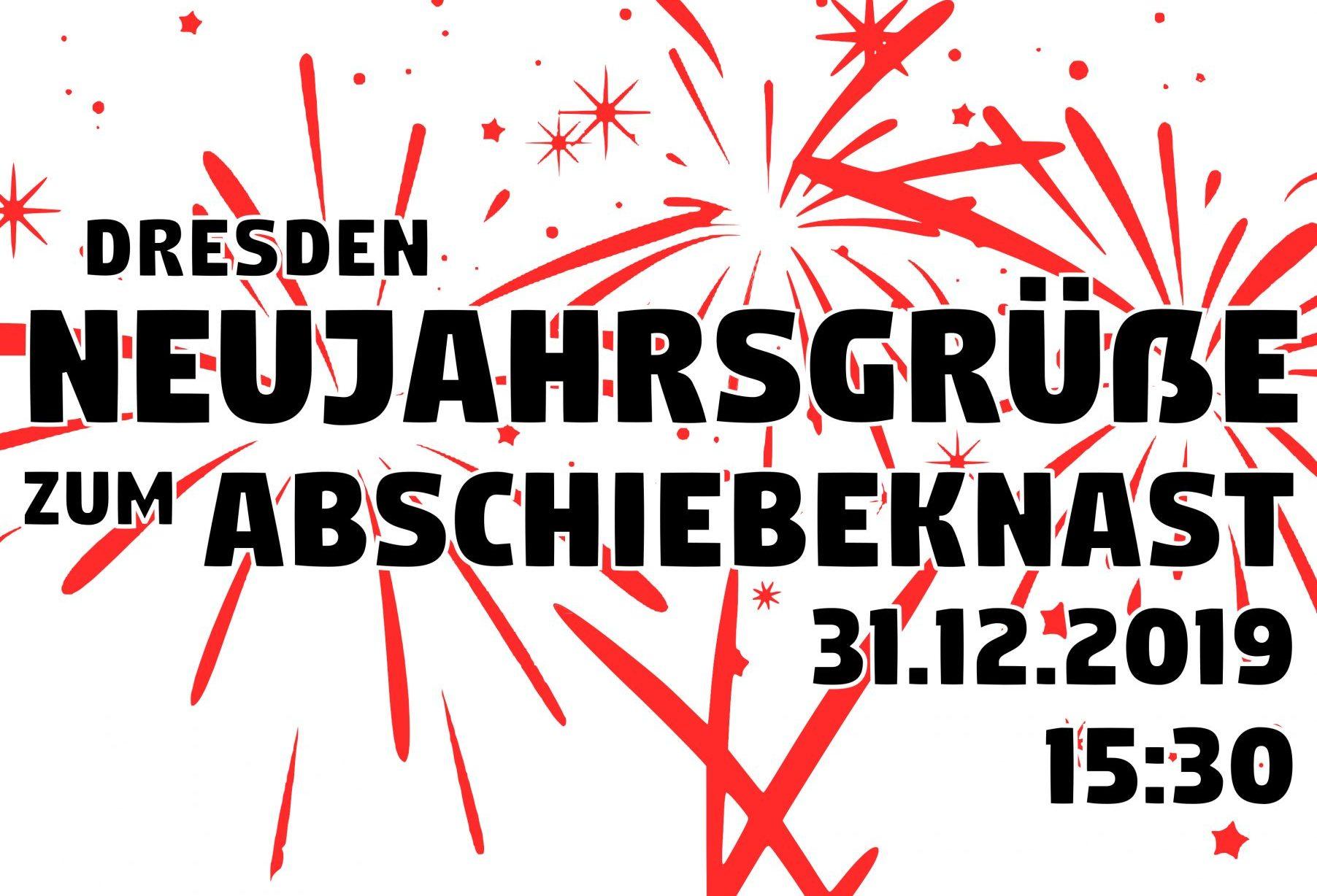 31.12 – 15:30 Neujahrsgrüße zum Abschiebeknast