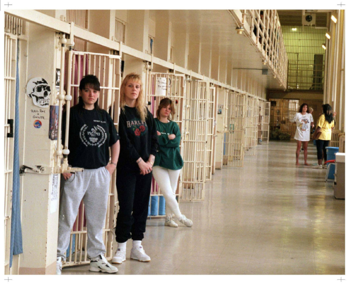 Elephant in the Room – Perspektives on womens prison