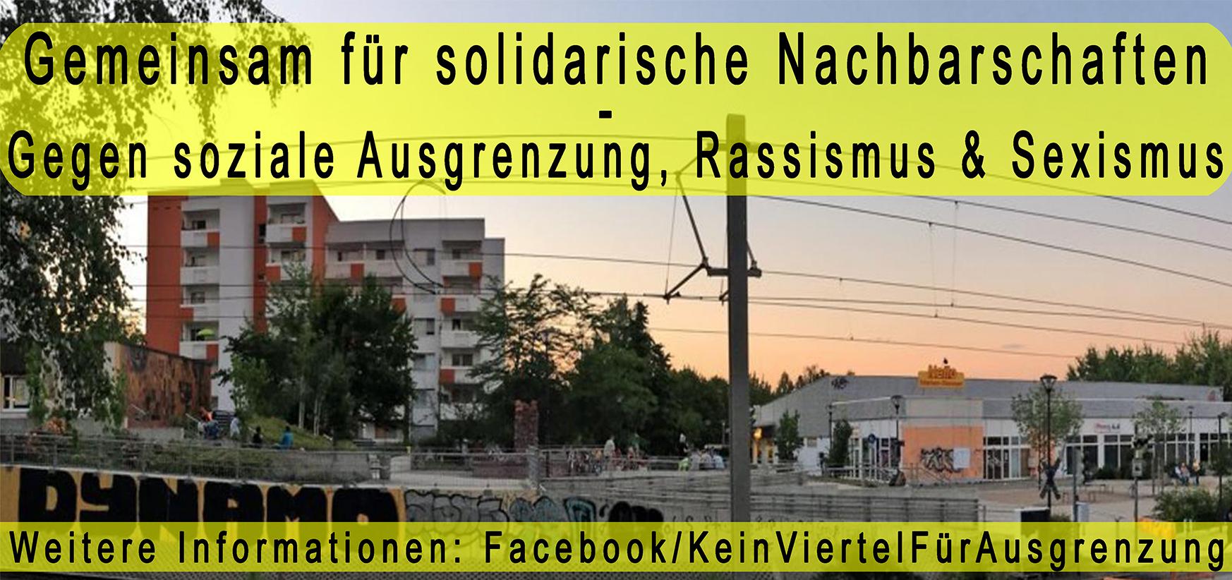 Anarchistische Blickwinkel zur Coromania – Solidaritätsnetzwerk Dresden West