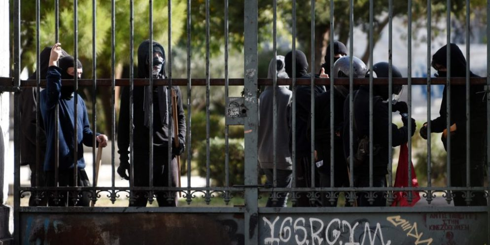 Elephant in the room – authoritarian politics, anarchists and refugees in time of Coronavirus in Greece #15