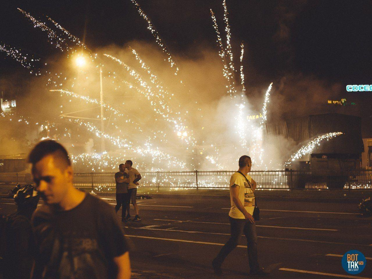 Solidarity action with the uprising against the Lukashenko regime – 14 August 5 pm Alaunpark