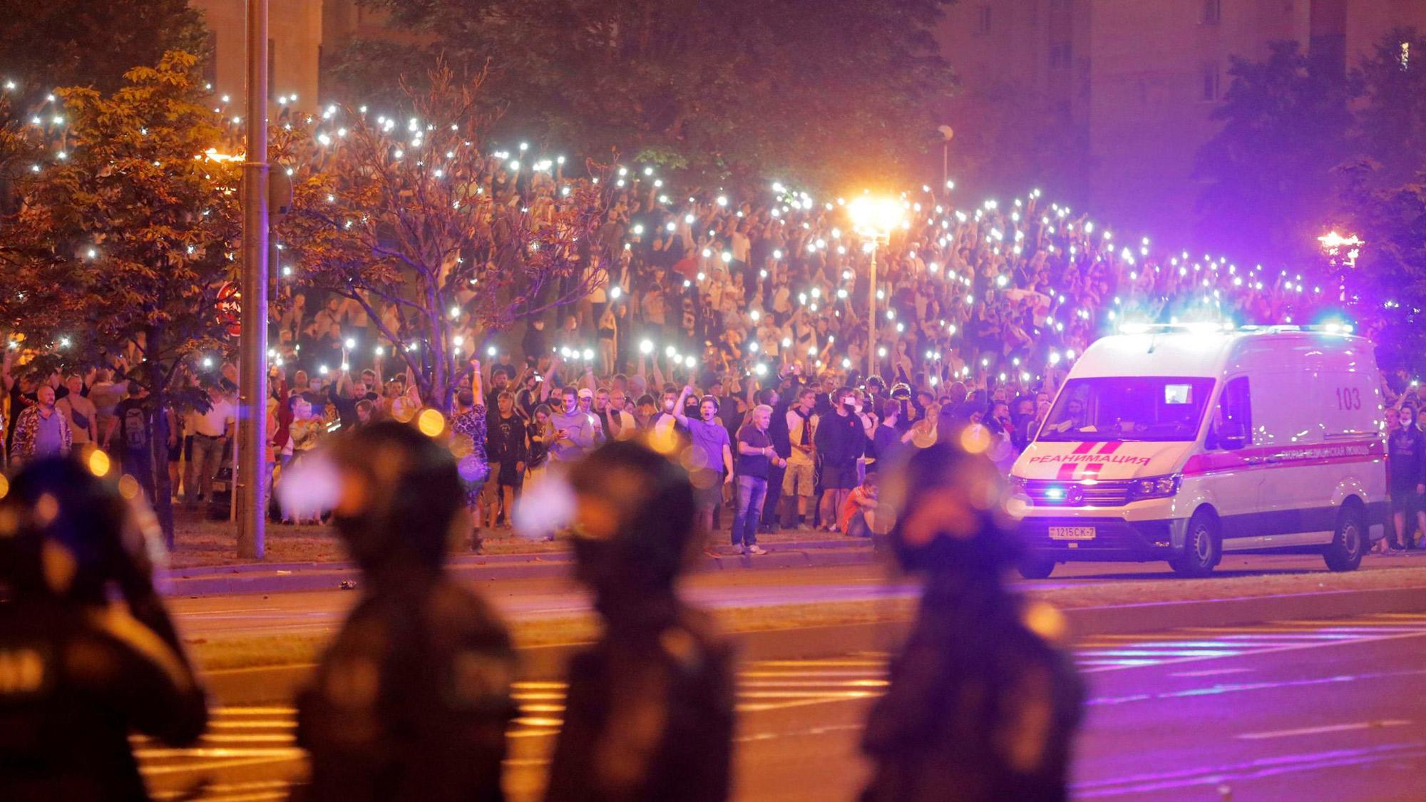Anarchist:innen im Aufstand gegen die Diktatur