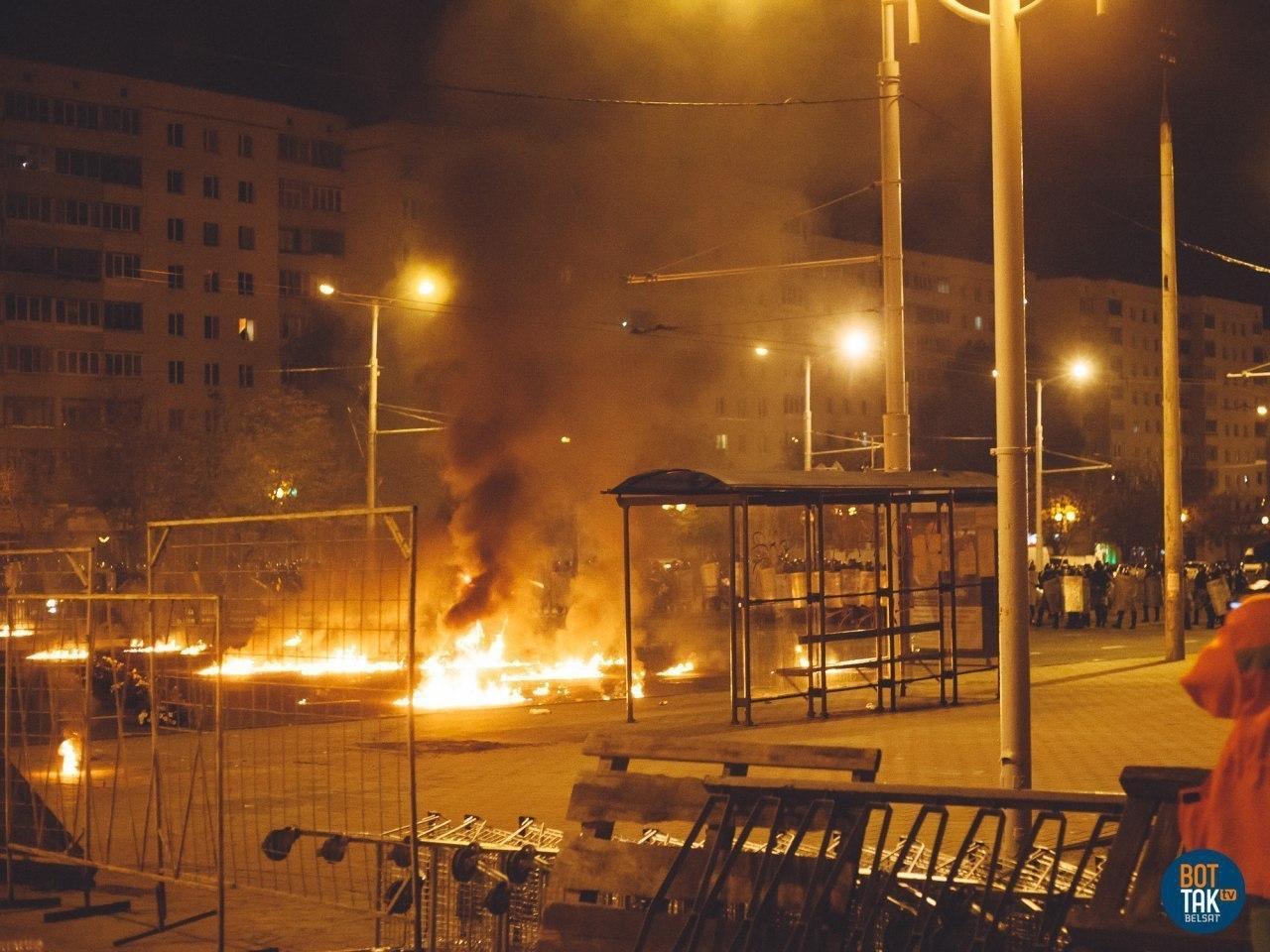 Wie kam es zur Rebellion gegen die Diktatur in Belarus
