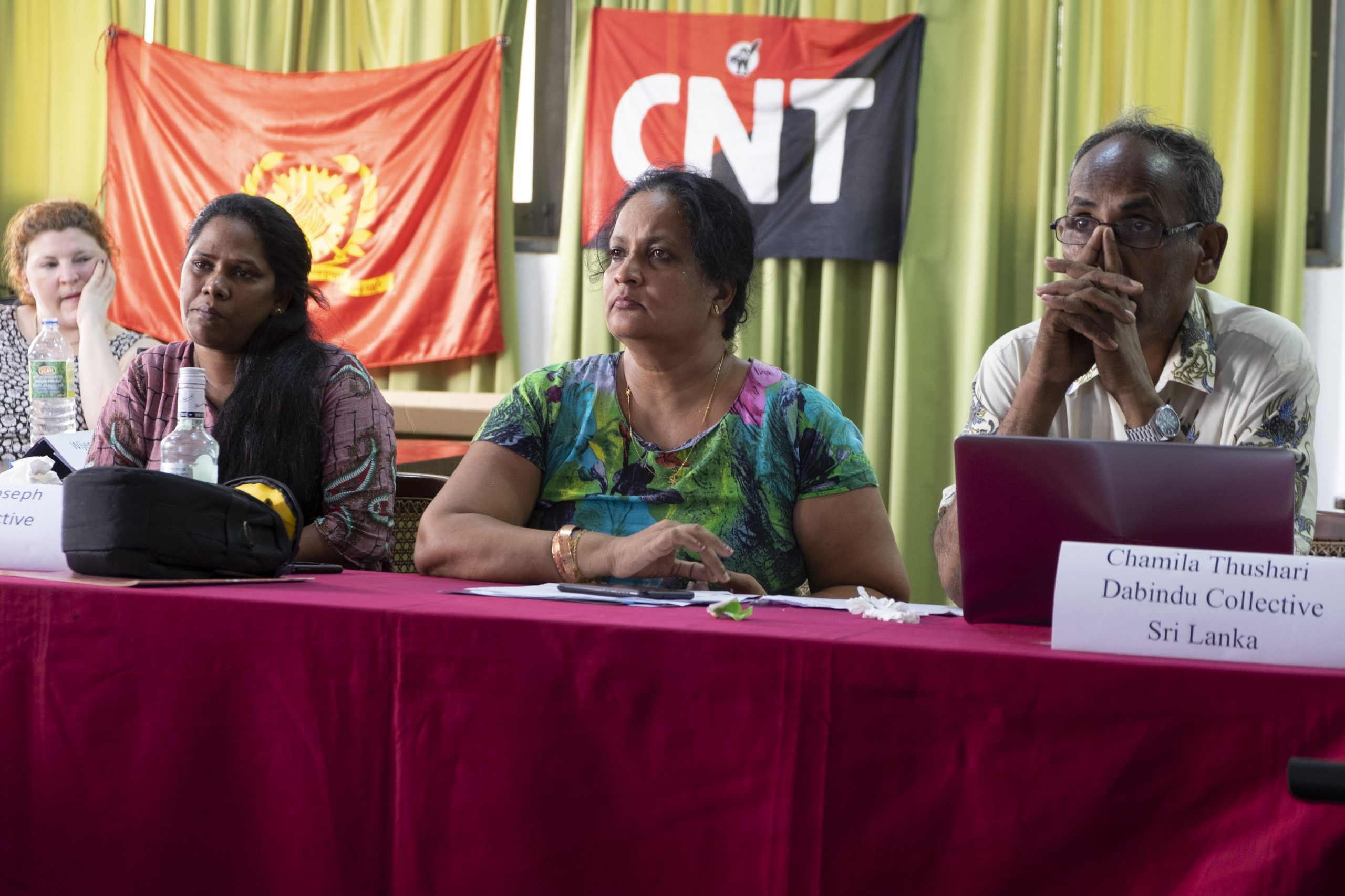 Elephant in the Room – Feminist Union Organizers in Sri Lanka and Indonesia #18
