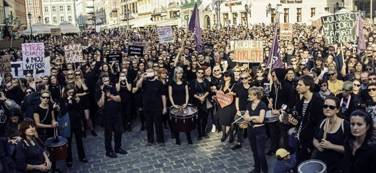 Elephant in the Room – Interview on recent Protest in Poland #20