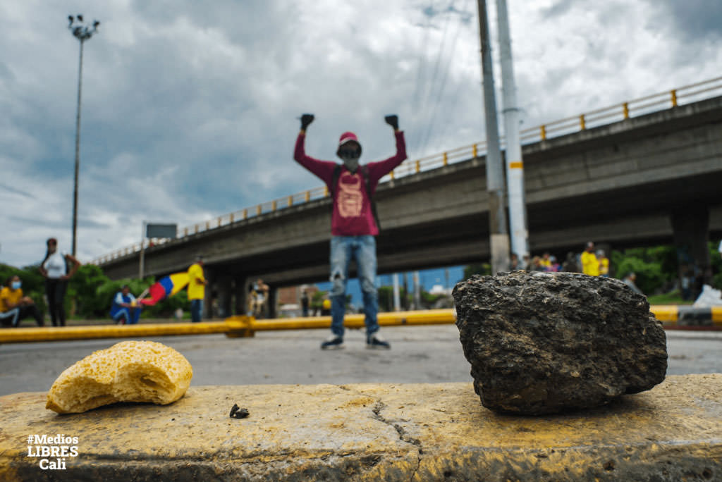 Elephant in the room –  Past and the future of the protests in Columbia