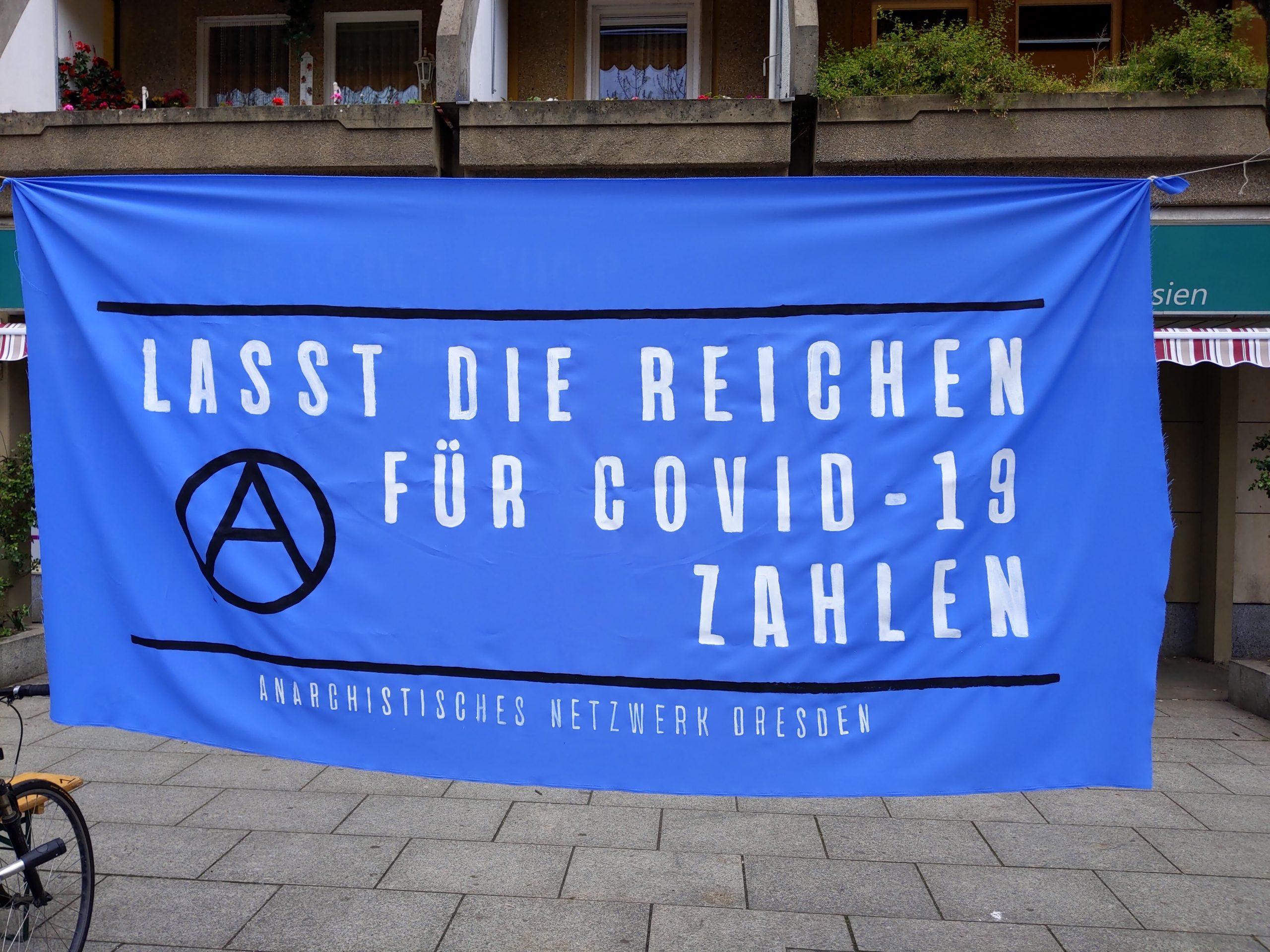 Anarchistischer 1. Mai und wir waren dabei!