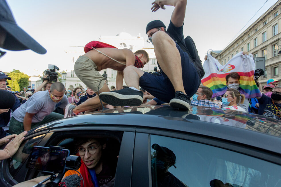 Queer Uprising in Poland