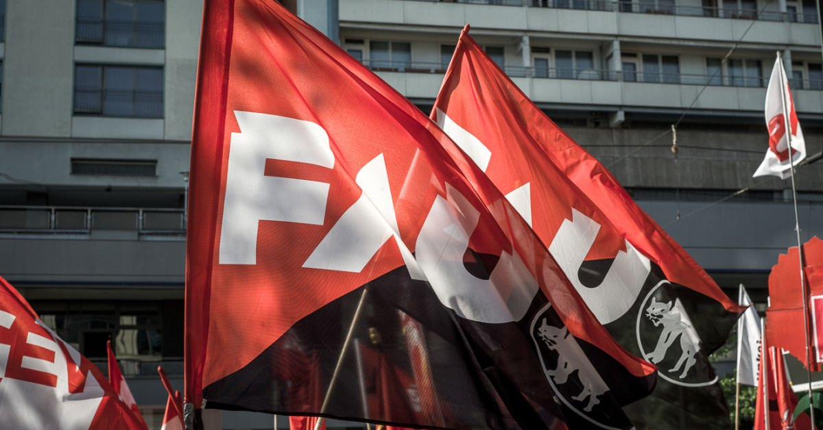 Elephant in the room – FAU and anarchist syndicalism in Germany