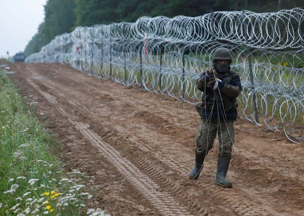 Elephant in the room #24 – Belarus – EU refugee war