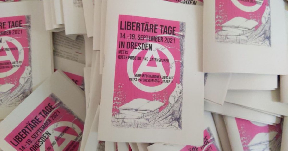 Program for libertarian days is available in print and online